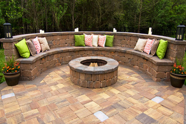Hardscapes and Outdoor Living